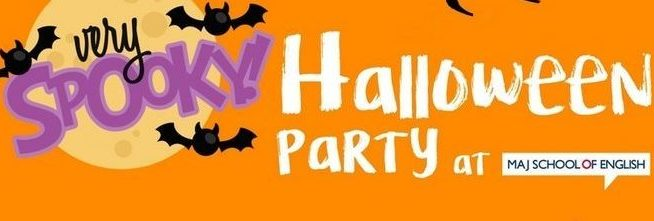 Halloween, update i konkurs w Maj School!